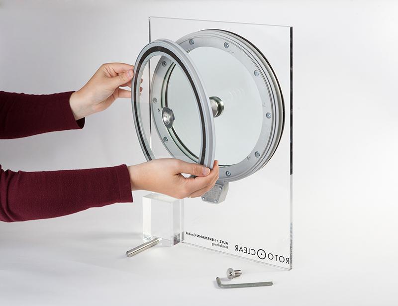 Montage Rotoclear vendilo.ch