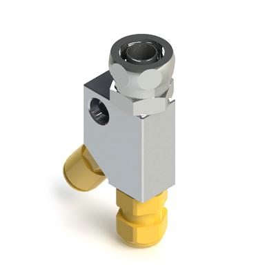 Rotoclear S3 Adapter Elektrisch Schutzschlauch