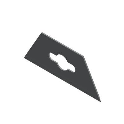 Rotoclear S3 Ersatzklingen