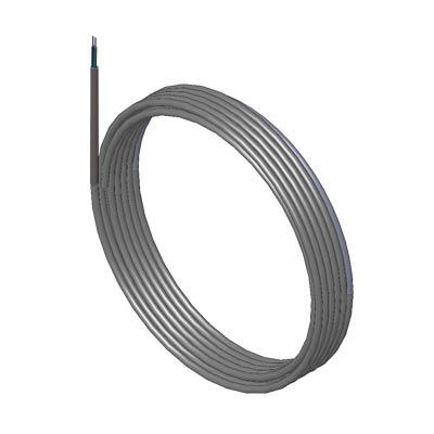 Rotoclear S3 Kabel ummantelt