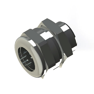 Rotoclear S3 Verschraubung Schutzrohr